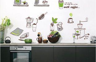 Decal phòng bếp, phòng ăn A116