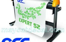 Máy GCC Expert 52 LX Đài Loan
