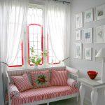 Giấy dán tường với phong cách lãng mạn, ngọt ngào, quyến rũ