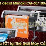 Mimaki CG-130 SRIII